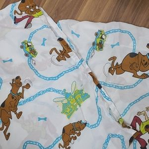 Vintage Scooby-doo sheet set